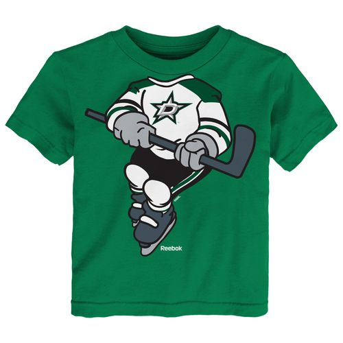 Reebok Toddlers' Dallas Stars Dream Hockey T-shirt