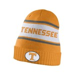 Nike Men's University of Tennessee DF Sideline Knit Beanie