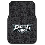 The Northwest Company Philadelphia Eagles Front Car Floor Mats 2-Pack