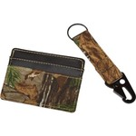 Magellan Outdoors™ Men's Card Wallet, Zip Tool and Key Chain Combo