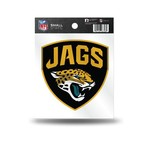 Rico Jacksonville Jaguars Small Static Cling