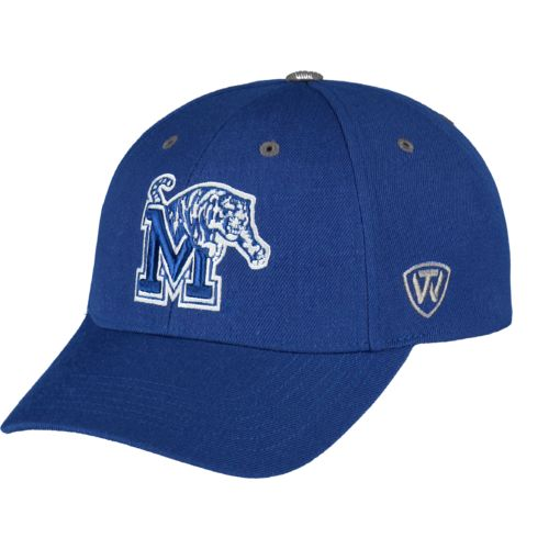 Top of the World Adults' University of Memphis Triple Threat Cap