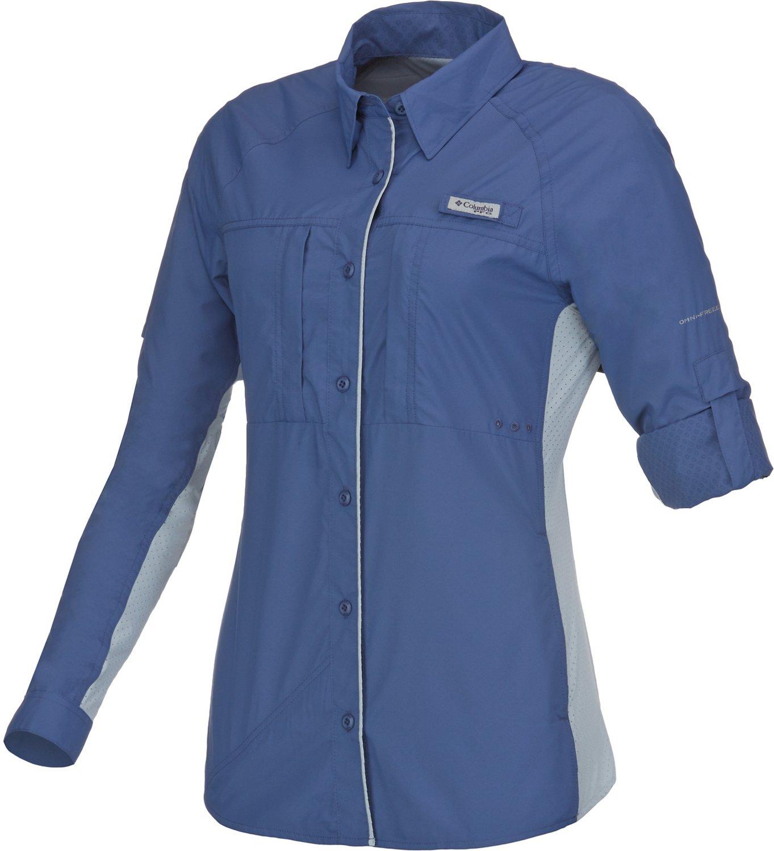 Columbia sportswear women 39 s ultimate catch zero fishing for Columbia fishing shirts womens
