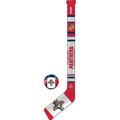 Franklin Florida Panthers Soft Sport Hockey Set