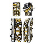 Franklin Youth Boston Bruins Tuukka Rask Goalie Equipment Set