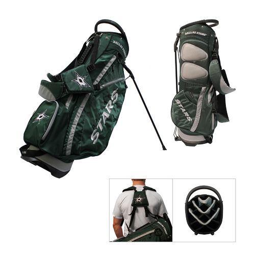 Team Golf Dallas Stars Fairway 14-Way Golf Stand Bag