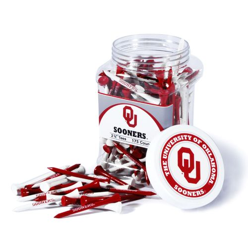 Team Golf University of Oklahoma Tees 175-Pack
