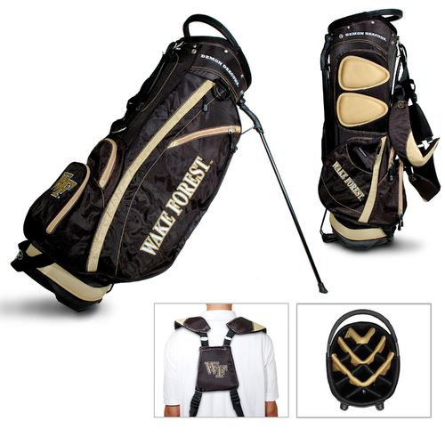 Team Golf Wake Forest University Fairway 14-Way Golf Stand Bag