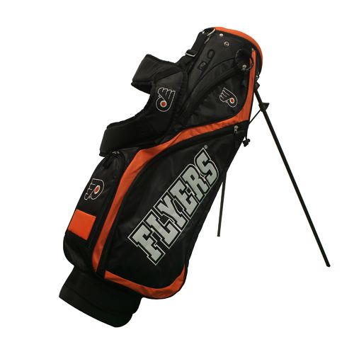 Team Golf Philadelphia Flyers Nassau Golf Stand Bag - view number 1