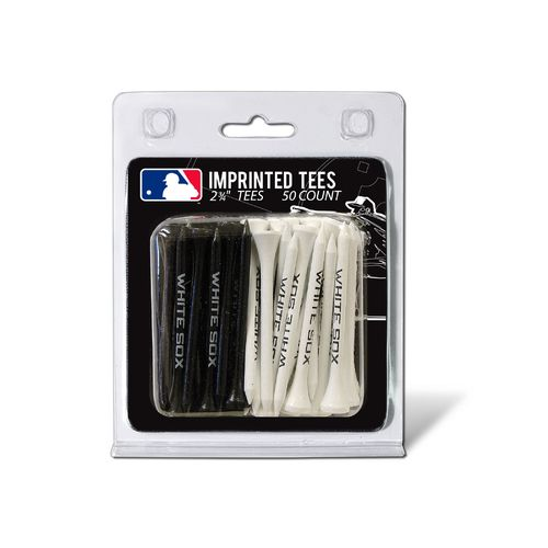 Team Golf Chicago White Sox Golf Tees 50-Pack