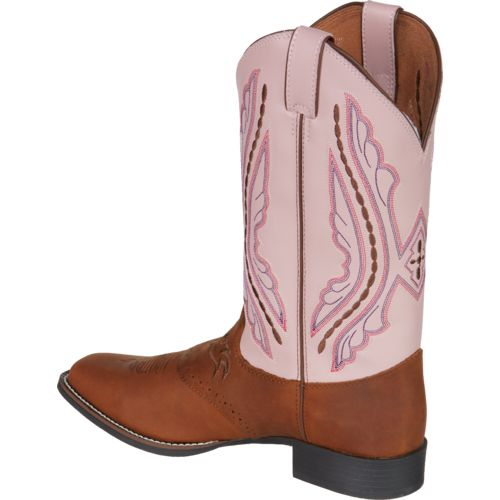 Justin Kids' Bay Western Boots - view number 3