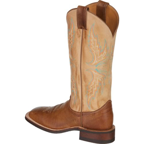 Justin Women's Bent Rail Arizona Western Boots - view number 3