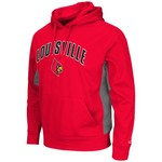 Colosseum Athletics Men's University of Louisville Training Day Hoodie