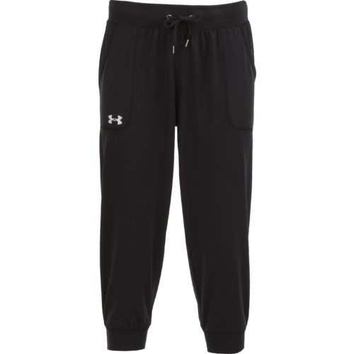 Under Armour Women's UA Tech Solid Capri Pant