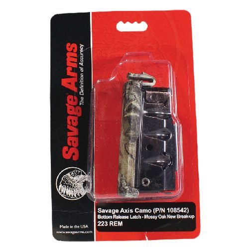 Savage Axis 2506 Rem/.270 Win/.30-06 Springfield Mossy Oak Break-Up 3-Round Replacement Magazine - view number 1