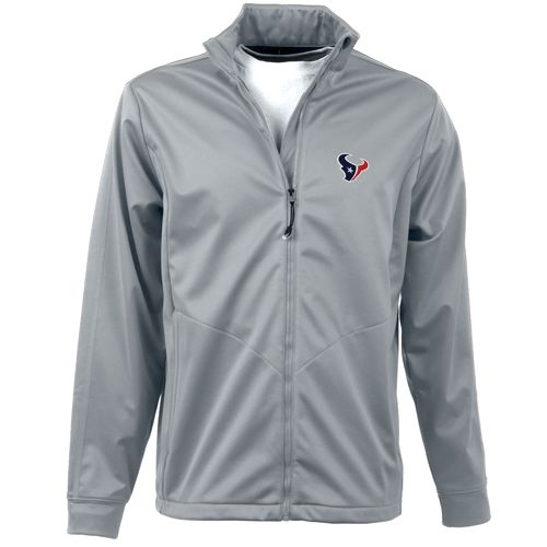 Antigua Men's Houston Texans Golf Jacket