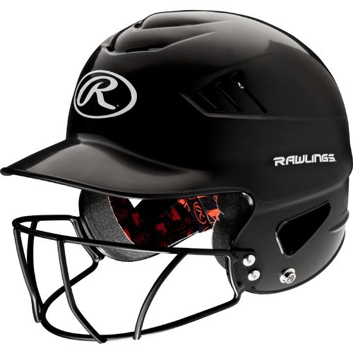 Rawlings Youth Coolflo Baseball Helmet With Face Guard - view number 1