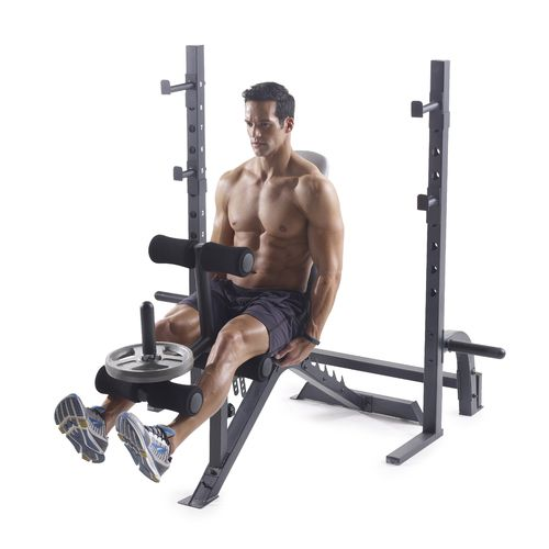 Weider Pro 395 Olympic Bench - view number 3