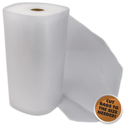 "Weston 8"" x 50' Vacuum Bag Roll"