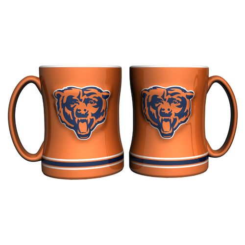 Boelter Brands Chicago Bears 14 oz. Relief Mugs 2-Pack - view number 1