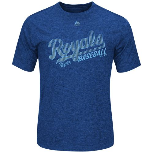 Majestic Men's Kansas City Royals Out of Reach T-shirt
