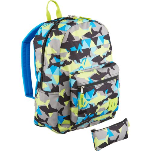A. D. Sutton Kids' Printed Backpack with Pencil