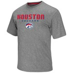 Colosseum Athletics Men's University of Houston Arena Short Sleeve T-shirt