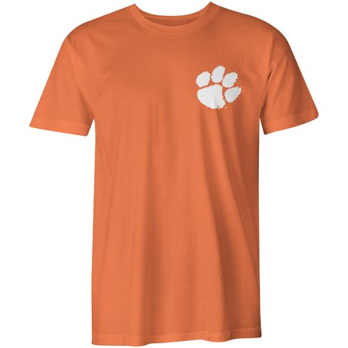 Image One Men's Clemson University Comfort Color T-shirt - view number 2