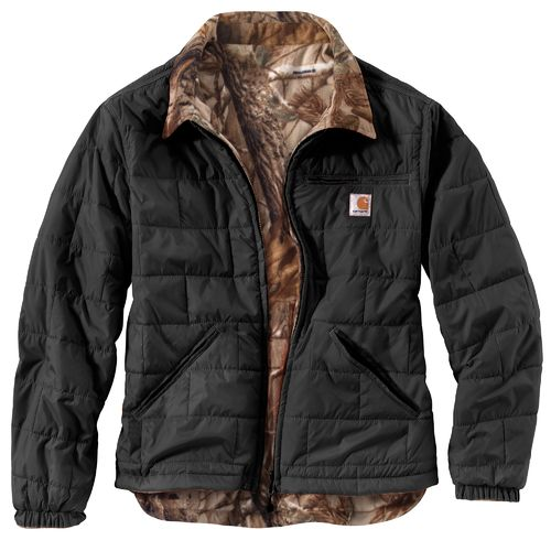 Display product reviews for Carhartt Men's Woodsville Reversible Jacket