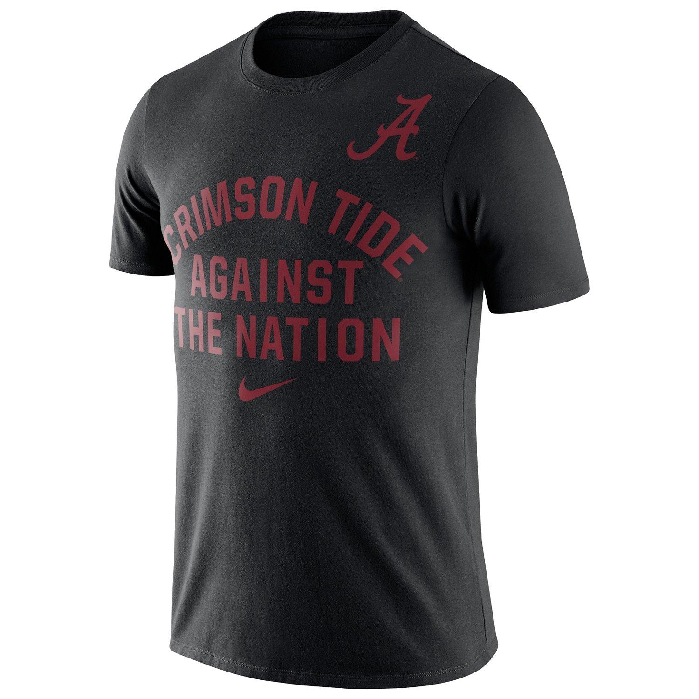 Nike Men's University of Alabama Rally T-shirt