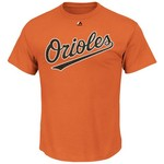 Majestic Men's Baltimore Orioles Adam Jones #10 T-shirt - view number 2