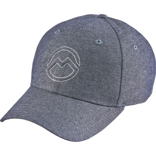 Magellan Outdoors Men's Heather Twill Hat