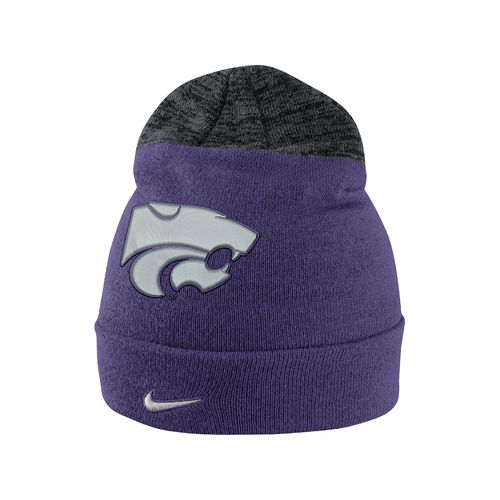 Nike™ Men's Kansas State University Sideline Knit Cap