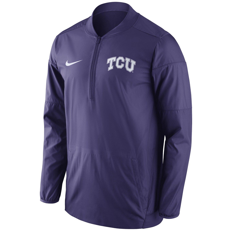 Nike Men's Texas Christian University Lockdown Jacket