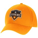 adidas Men's Houston Dynamo Basic Structured Adjustable Cap - view number 1