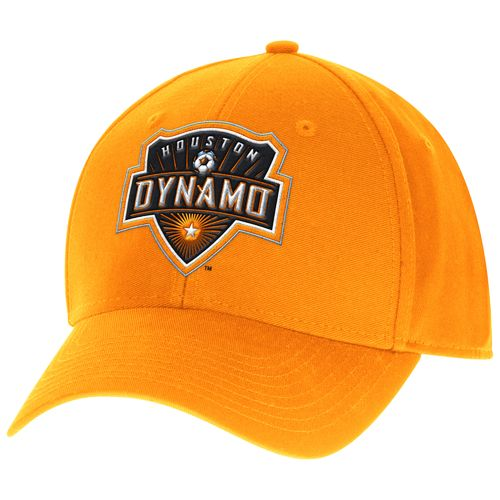 adidas Men's Houston Dynamo Basic Structured Adjustable Cap