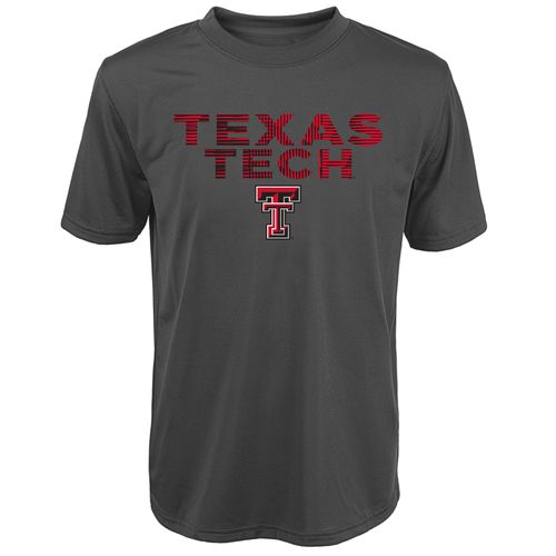 Gen2 Kids' Texas Tech University In Motion Clima Triblend T-shirt
