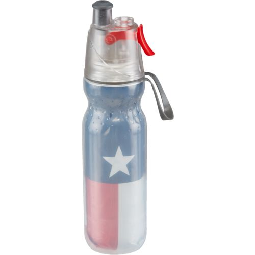 O2 COOL® ArcticSqueeze Mist 'N Sip Texas Flag