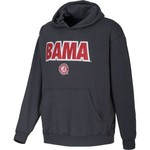Majestic Men's University of Alabama Section 101 Huddle Up 2 Pullover Hoodie