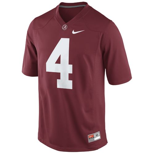 Nike Men's University of Alabama Game Jersey