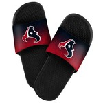 Forever Collectibles™ Men's Houston Texans Textured Sport Slides