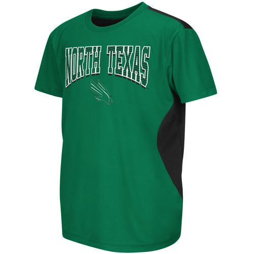 Colosseum Athletics™ Boys' University of North Texas Short Sleeve T-shirt