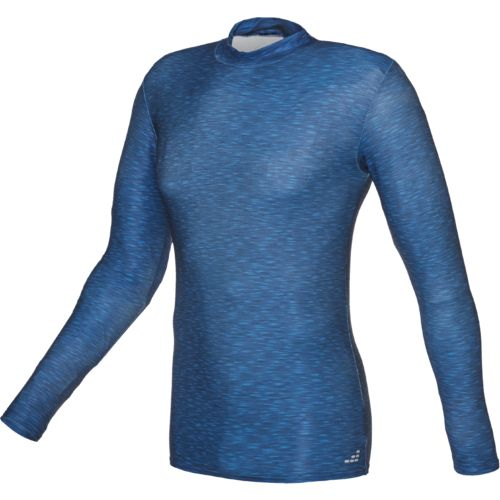 BCG™ Men's Cold Weather Long Sleeve Mock Neck Baselayer Shirt