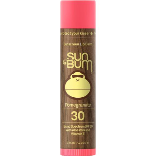 Sun Bum 0.15 oz. SPF 30 Pomegranate Lip Balm
