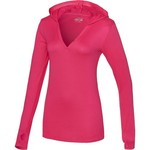 BCG™ Women's Solid Hoodie Tech T-shirt