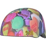 Krash Youth Candy Hearts Bicycle Helmet
