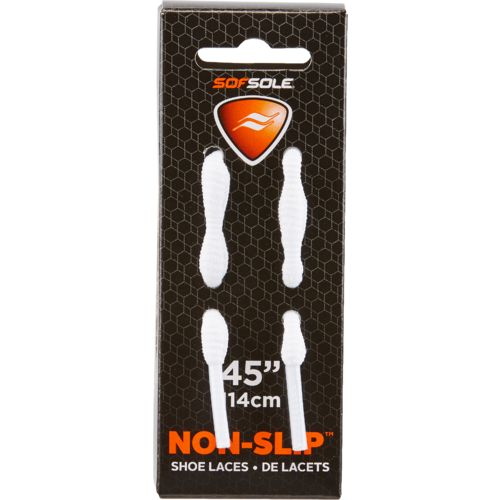 Sof Sole™ 45' Nonslip Shoelaces