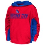 Colosseum Athletics™ Juniors' Louisiana Tech University Sleet Pullover Hoodie