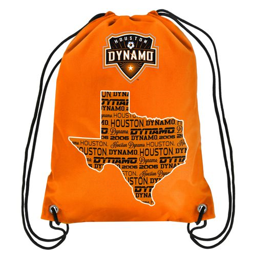 Team Beans Houston Dynamo Drawstring Backpack