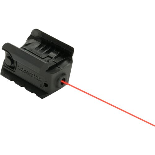 Laserlyte Center Mass Green Laser Sight: Viridian C Series® C5L Green Laser Sight With TacLoc